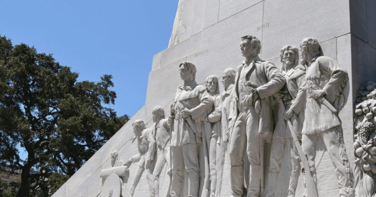Will The Texas Historical Commission Vote To Move The Alamo Cenotaph?