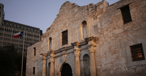 Federal and UN Takeover of the Alamo Begins