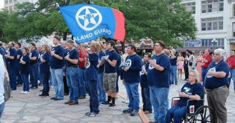 Texian Volunteer Corps – District Captain