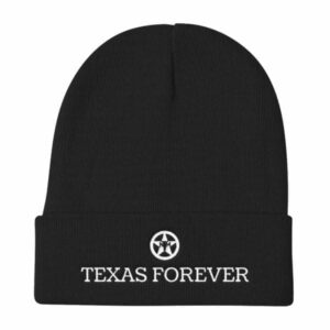 Texas Forever Knit Beanie