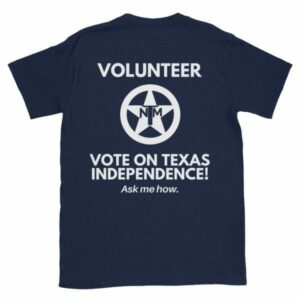 Official TNM Volunteer T-Shirt
