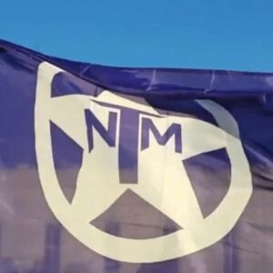 Official TNM Flag