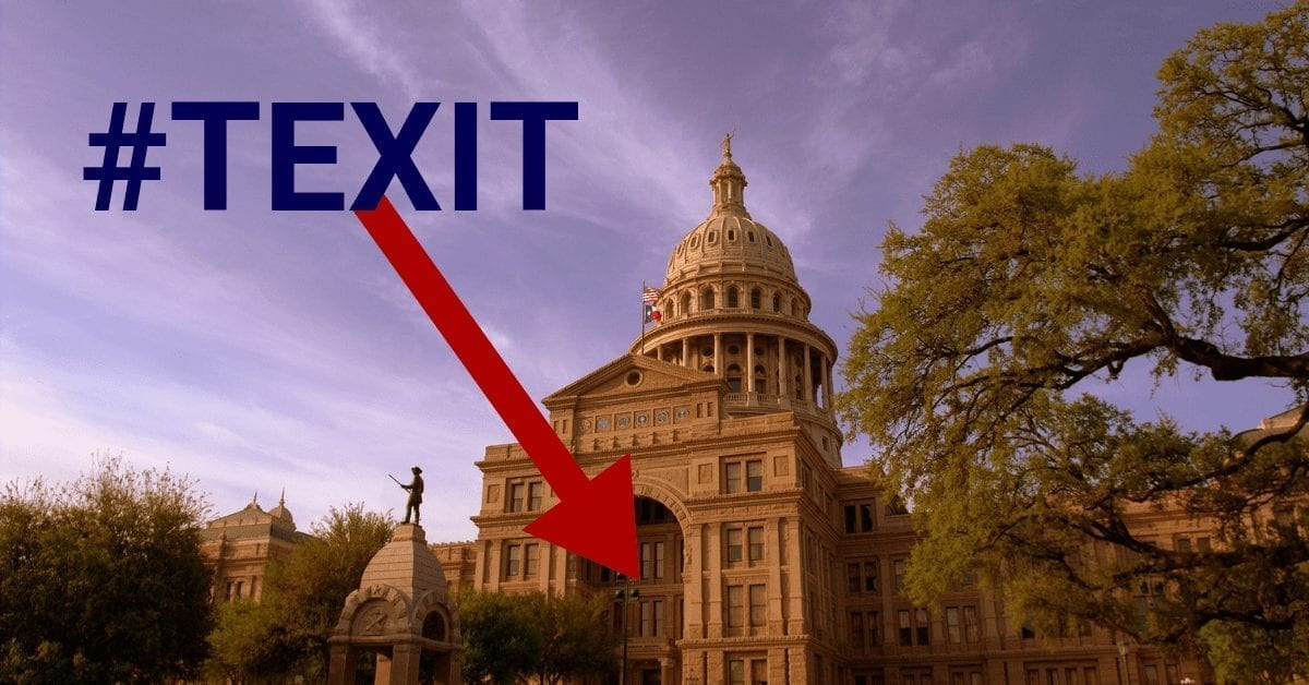 How To Effectively Advocate For A Vote On #TEXIT