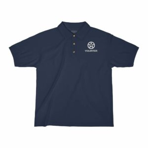 TNM Volunteer Jersey Polo Shirt