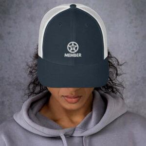 TNM Member Trucker Cap