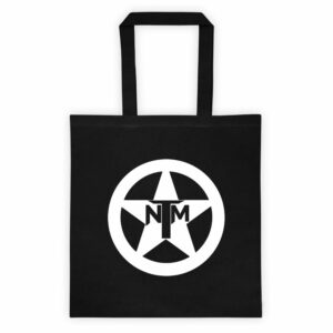 TNM Logo & Mission Tote Bag