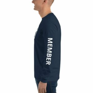TNM Member Men's Long Sleeve Shirt