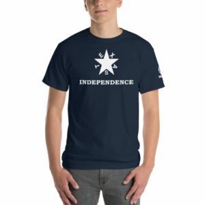 Texas Independence Member Short Sleeve T-Shirt
