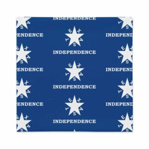 Texas Independence Premium Pillow Case