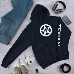 TNM Logo Hooded Sweatshirt