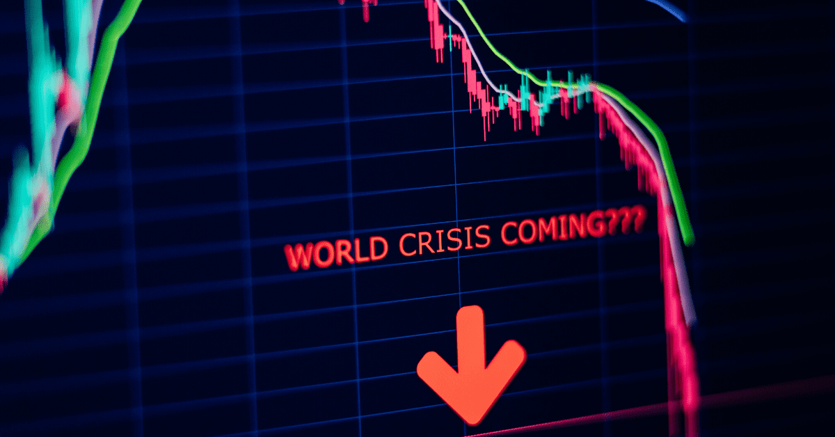 I Am Terrified: An Economist's Perspective