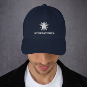 Texas Independence Low Profile Cap